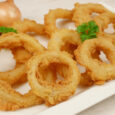 39. Onion fries (8 stk.)    25,-